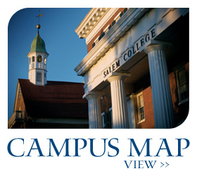View the Salem College Campus Map