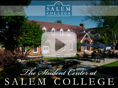 New Student Center at Salem College