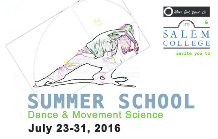 Summer School Dance & Movement Science, July 23-31, 2016