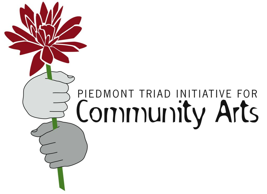 Piedmont Triad Initiative for Community Arts Logo