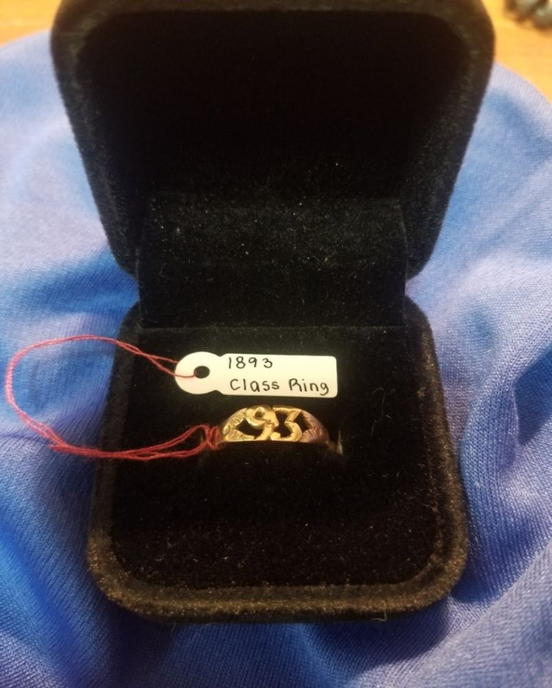 1893 Class Ring