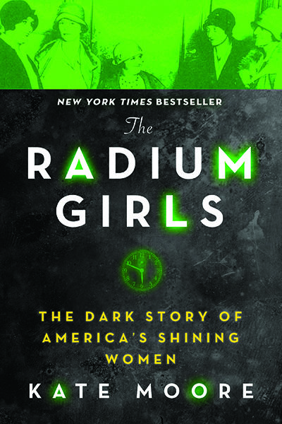 Image of The Radium Girls book cover