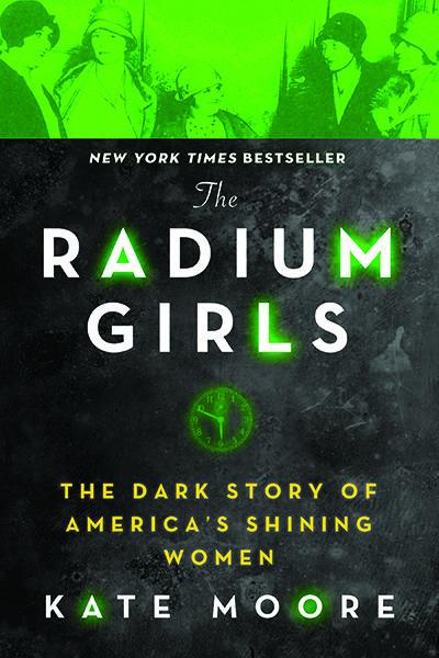 Image of The Radium Girls book cover