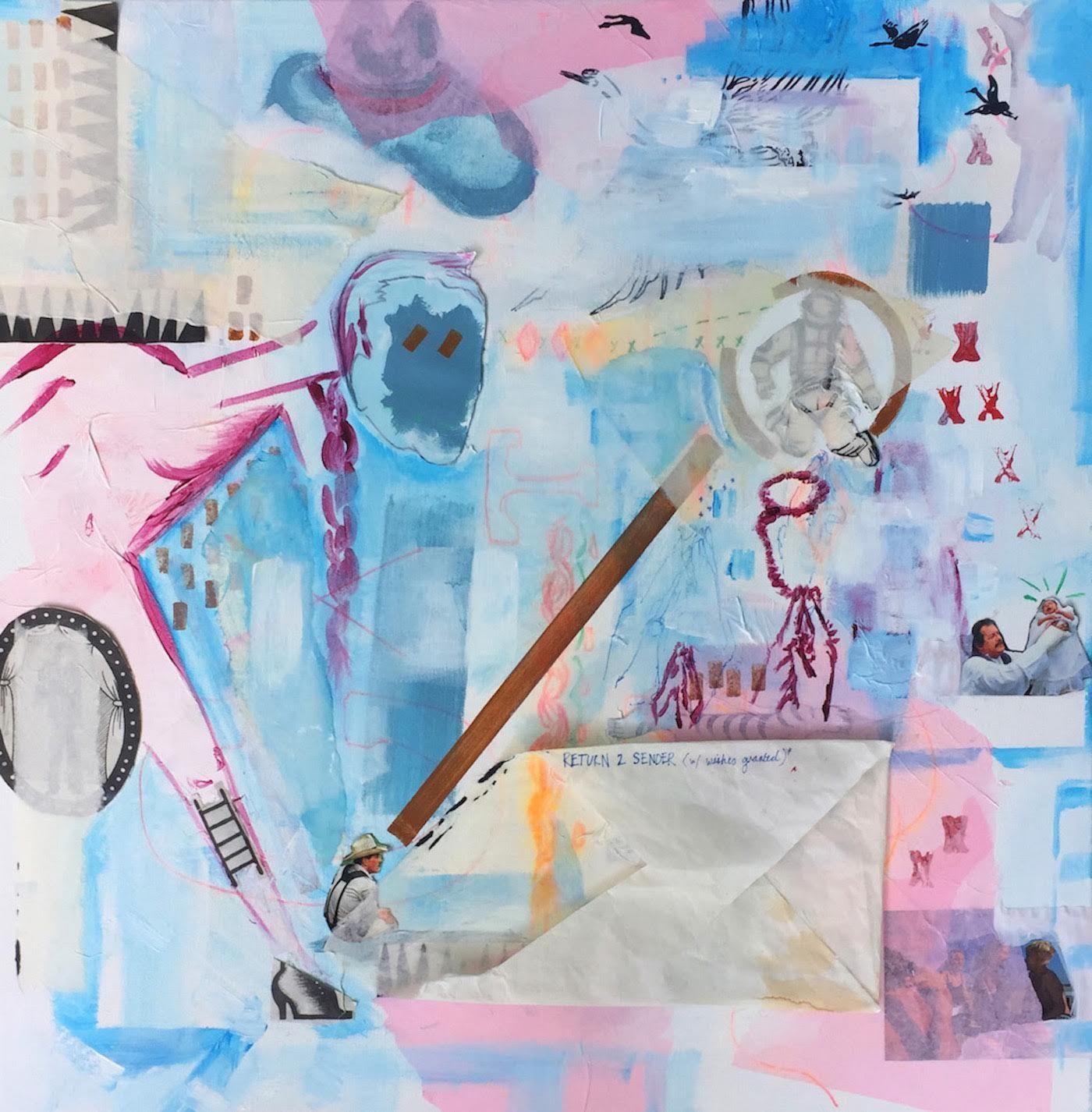 Image of artwork by Meredith Elder
