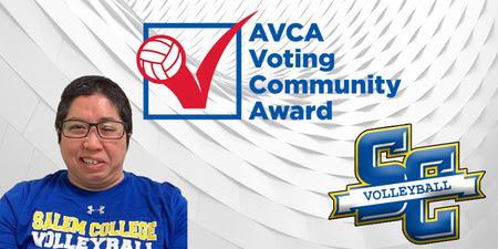 Bouaketh Chanthavivsouk - AVCA Voting Community Award