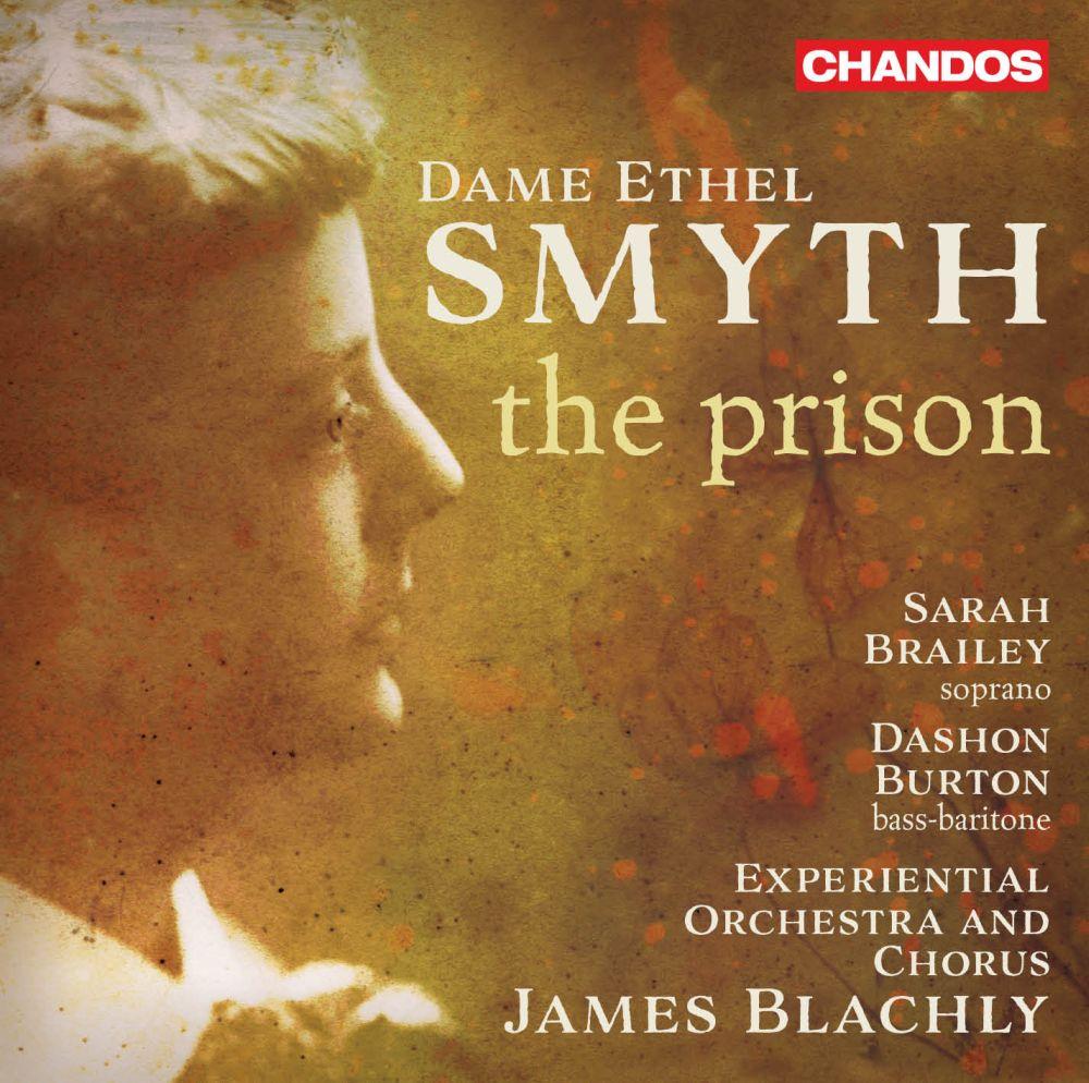 CH5279 Smyth The Prison Album Cover