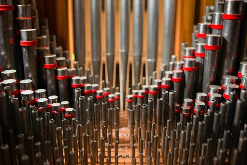Flentrop Organ Recital Series (FORS) | Salem College