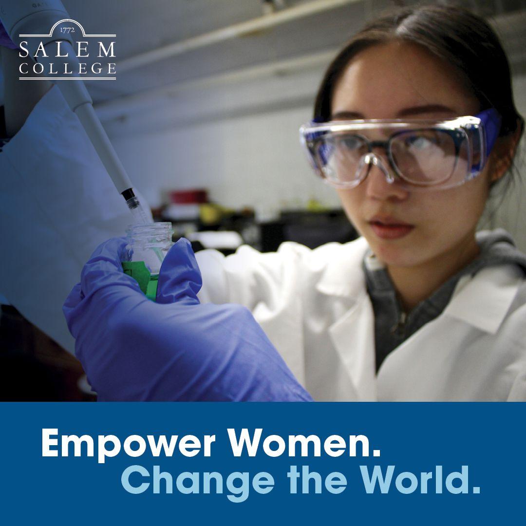 Empower Women. Change the World.