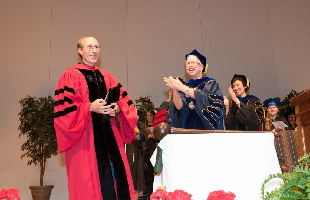Students and Faculty Recognized at Honors Convocation ...