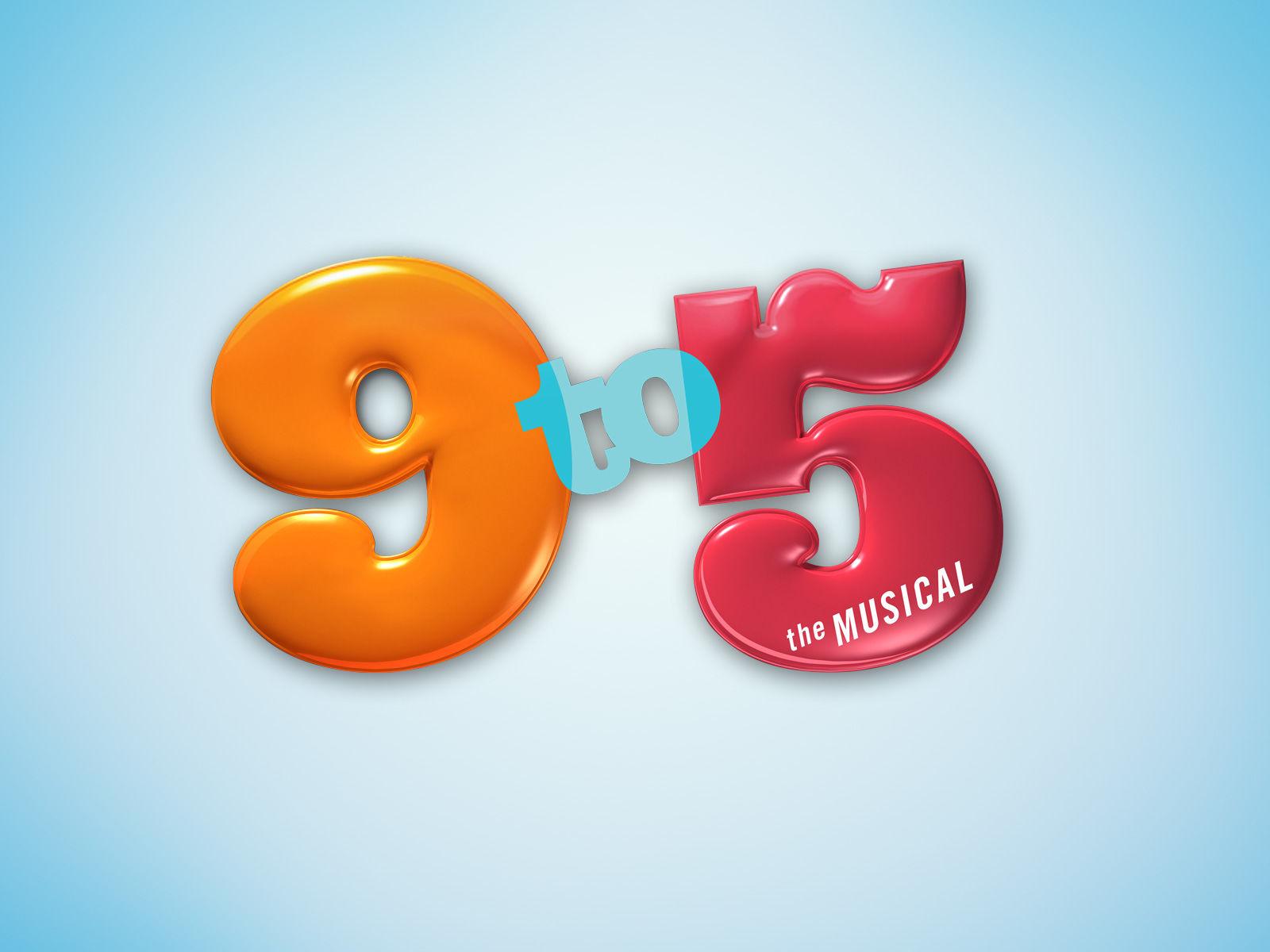"Image of ""9 to 5"" logo"