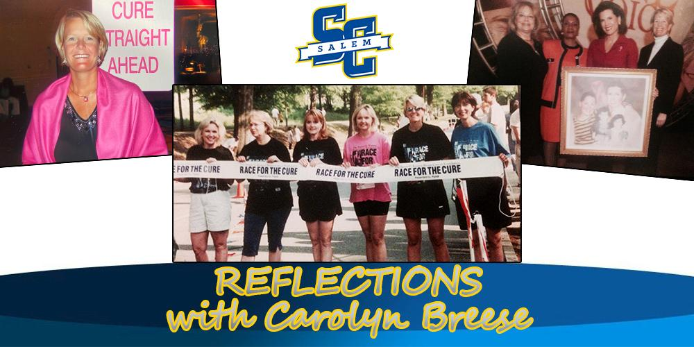 reflections with Carolyn Breese