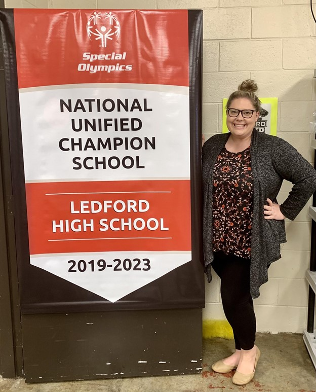 Savannah by Ledford High School banner