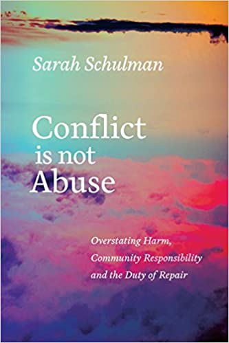 Schulman - Conflict is not Abuse