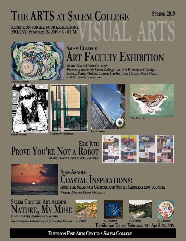 Salem Art Faculty Exhibition