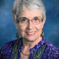 headshot of Peggy Jenks