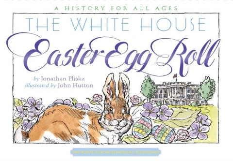 John Hutton Easter Egg Roll Cover