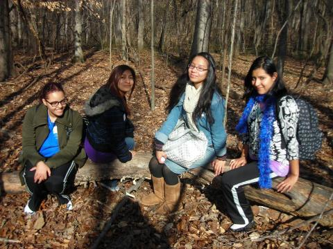 Salem students find wellness in nature