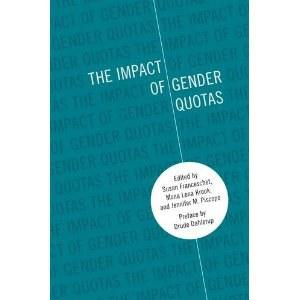 book cover: THE IMPACT OF GENDER QUOTAS