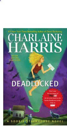 book cover: DEADLOCKED