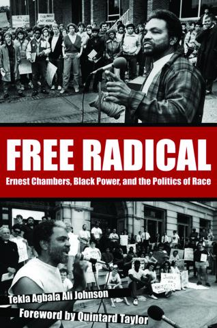 book cover: FREE RADICAL