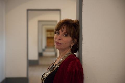 photo of Isabel Allende