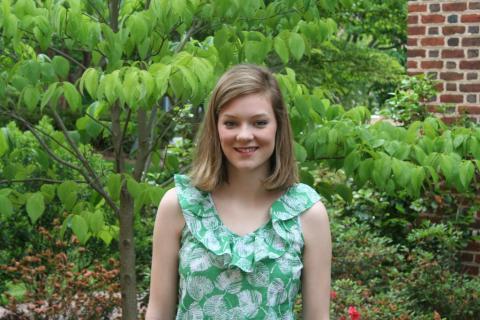 photo of student Madison Thomas