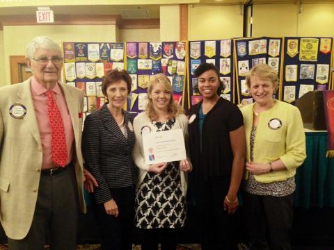 photo of Salem's Rotaract Club 2014