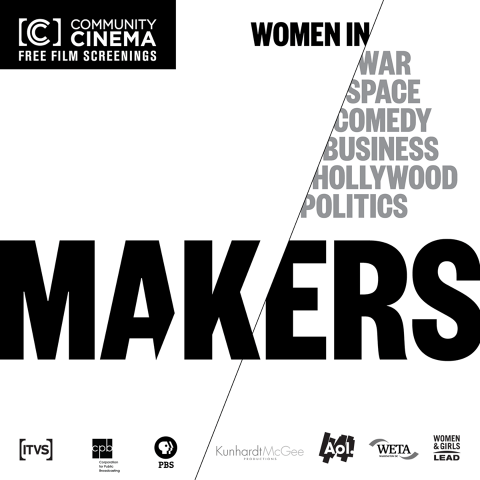 MAKERS - movie poster: Women in the productive world