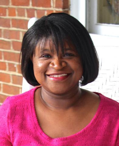 photo of Dr. Sydney Richardson