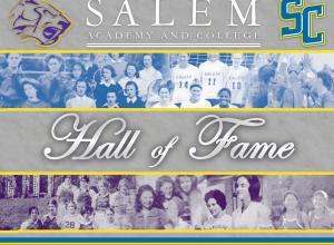 Salem Athletics Hall of Fame
