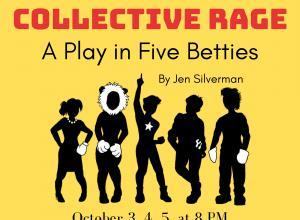 Collective Rage Play Poster; see page for details
