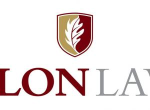 Elon Law School Logo