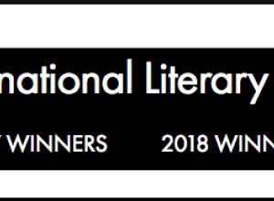 International Literary Awards banner