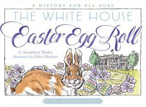 John Hutton Easter Egg Roll Cover