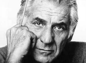 Leonard Bernstein composer