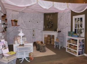 interior design bedroom model