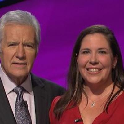 Jeopardy Champ Butner
