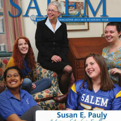 Salem College Magazine, 2013-2014