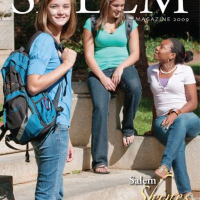 Salem College Magazine, 2009