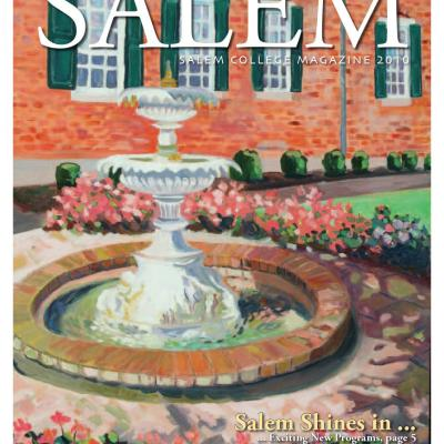 Salem College Magazine, 2010