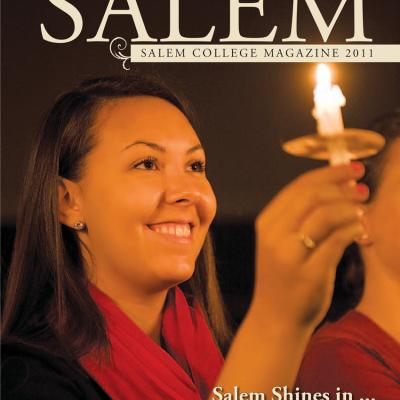 Salem College Magazine, 2011