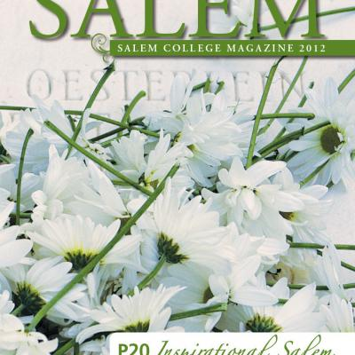 Salem College Magazine, 2012