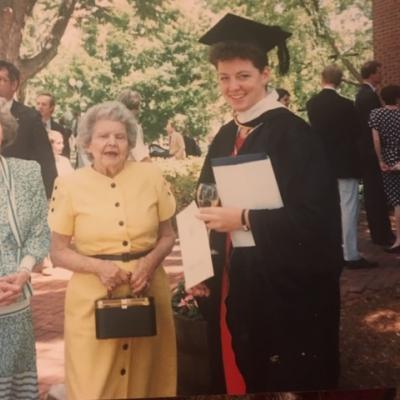 Sally Lemmon Bugg Graduation